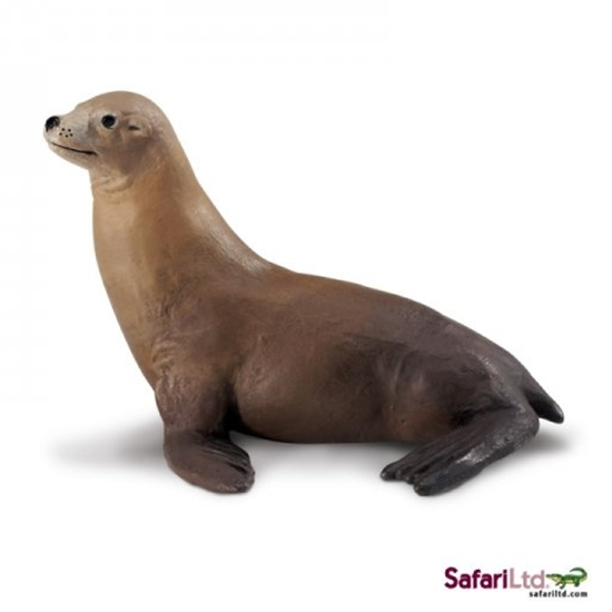 Safari Ltd 274229 LEW MORSKI  9x6,5cm