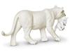Safari Ltd 228629 Lwica biała przenosząca młode  16 x7,5cm