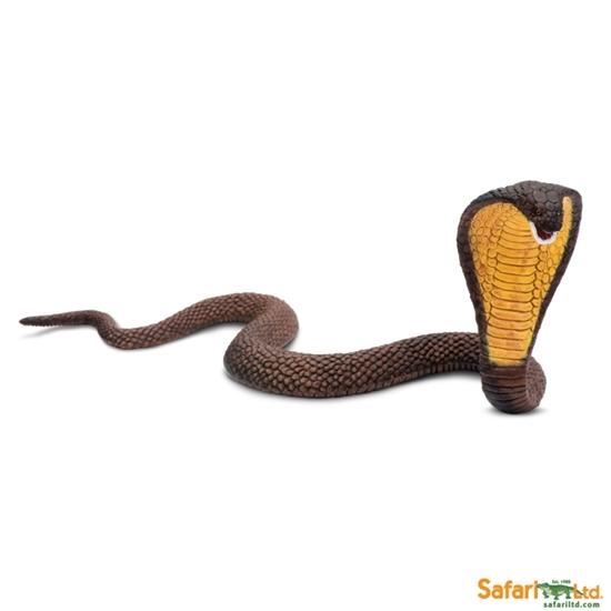 Safari Ltd 272629 Kobra   15 x6,5 cm