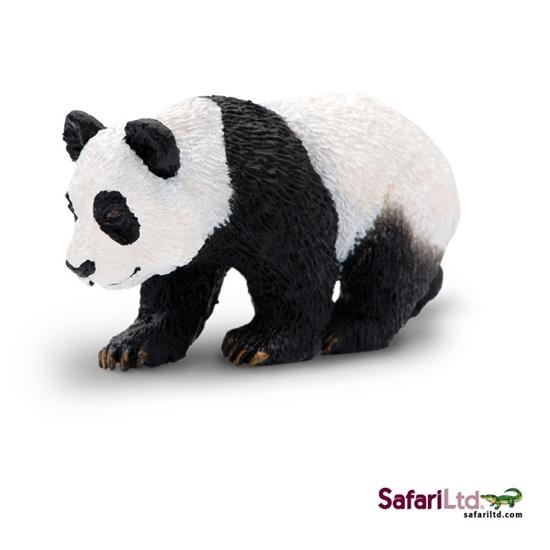 Safari Ltd 228829 Panda młoda  6x3cm