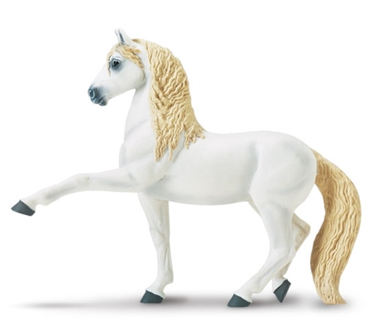Safari Ltd 150905 Ogier rasy andaluzyjskiej  11,5x10cm