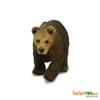Safari Ltd 181429 niedźwiedź Grizzly młody  7,5x3,5cm