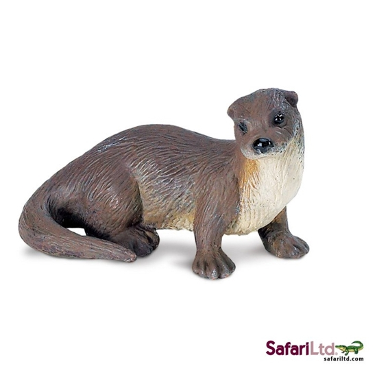 Safari Ltd 291529 Wydra  6,8x5x4,5cm