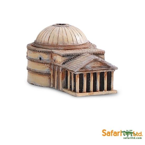 Safari 501004 Panteon 4cm budowla starożytnego Rzymu