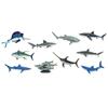 Safari Ltd 100265 ryby strefy pelagiatu  w tubie
