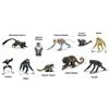 Safari Ltd 100323 Naczelne figurki w tubie