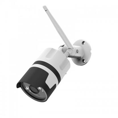 Kamera Zewnętrzna Bezpieczna Rodzina. Full HD WiFi 2 MPx 15M IR. BD.09
