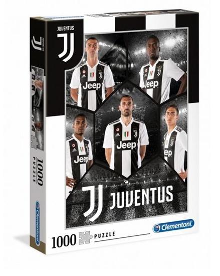 Puzzle 1000 Juventus 2018 2 (39475 CLEMENTONI)