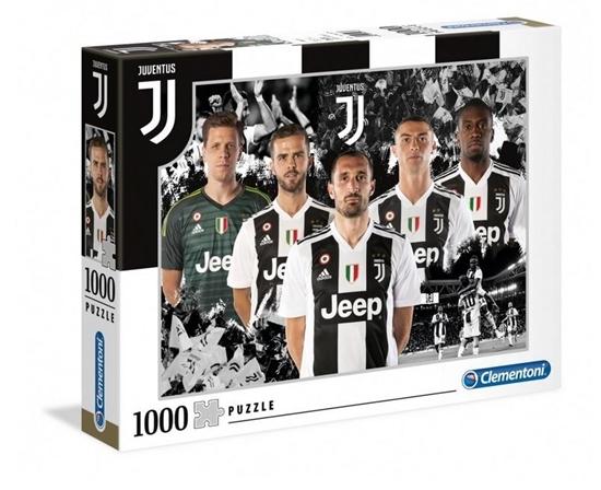 Puzzle 1000 Juventus 1 (39474 CLEMENTONI)