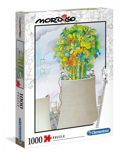 Puzzle 1000 elementów MORDILLO The Cure (GXP-725431)