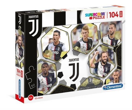 Puzzle 104 elementów Maxi Juventus (GXP-725394)