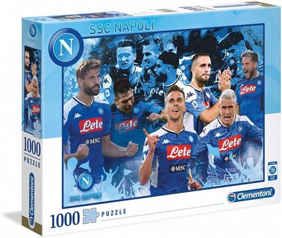 Puzzle 1000 elementów Napoli (GXP-726849)