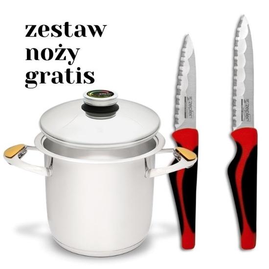 Zepter NACZYNIE 5,8 L Ø 20CM H 18,5 CM