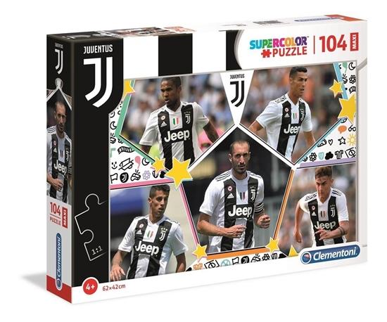 Puzzle 104 Maxi Juventus 2018 2 (23726 CLEMENTONI)