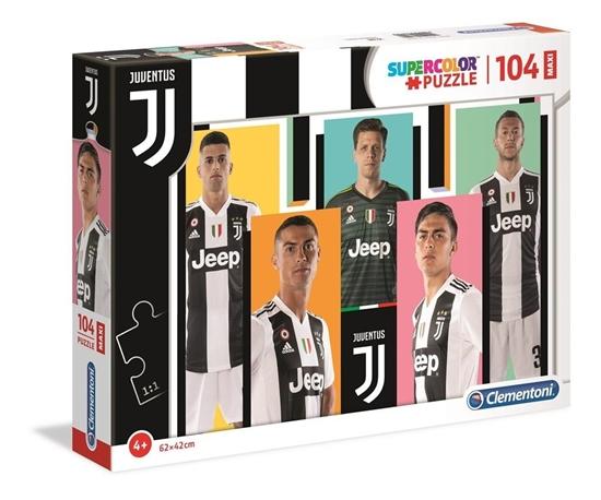 Puzzle 104 Maxi Juventus 2018 1 (23725 CLEMENTONI)
