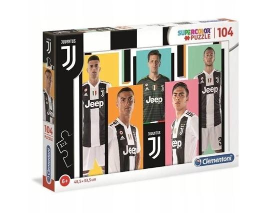Puzzle 104 Juventus 2018 2 (27523 CLEMENTONI)