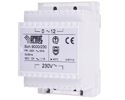 Transformator sieciowy 12V AC 9000/230