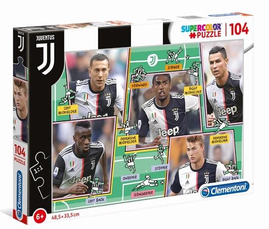 Puzzle 104 Juventus (GXP-725397)