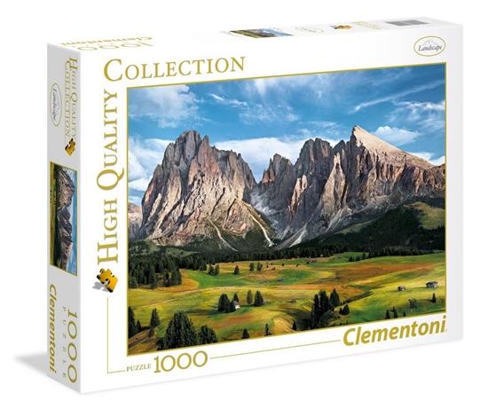 Puzzle 1000 Korona Alp (39414 CLEMENTONI)