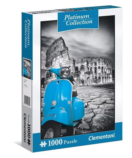 Puzzle 1000 Platinum Collection: The Colosseum (39399 CLEMENTONI)