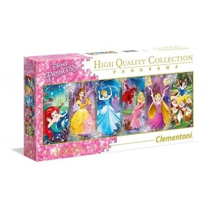 Puzzle 1000 Panorama Princess (39444 CLEMENTONI)