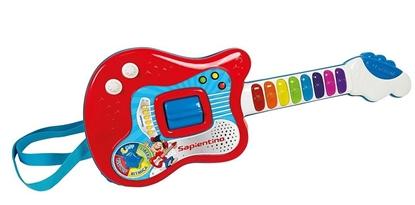 Uczę się bawiąc. Moja gitara (GXP-605751)