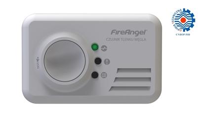 Czujnik tlenku węgla /czadu/ FIREANGEL CO-9X10 10lat gwarancji CNBOP