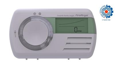 Czujnik tlenku węgla /czadu/ FIREANGEL CO-9D 7 lat gwarancji CNBOP