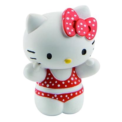 BULLYLAND 53451 Hello Kitty w stroju bikini  5cm