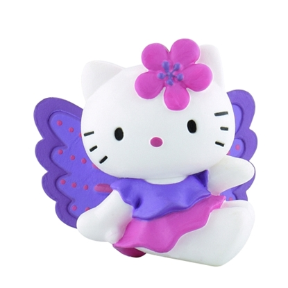 BULLYLAND 53445 HELLO KITTY ANIOŁEK  5cm