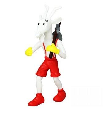TISSOTOYS figurka Koziołek Matołek idący 10,5cm w karton (11009)