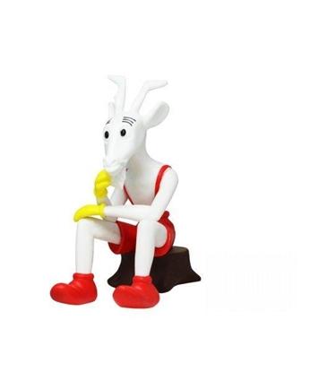 TISSOTOYS figurka Koziołek Matołek siedzący 6,8cm karton (11010)