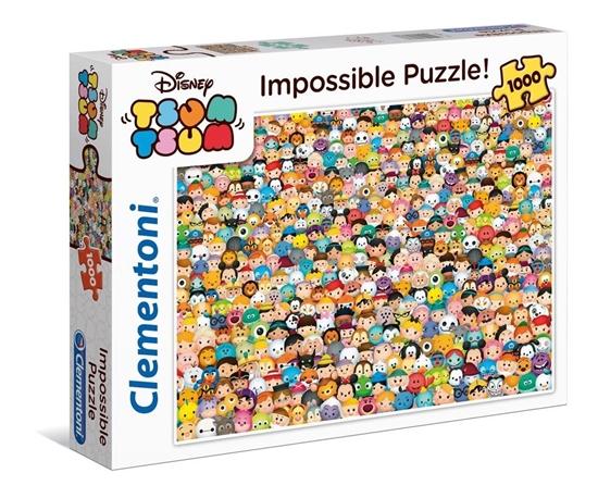 Puzzle 1000 Impossible Puzzle! Tsum Tsum (GXP-557702)