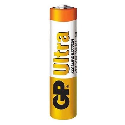 4 x bateria alkaliczna GP Ultra Alkaline LR03 / AAA
