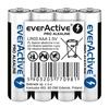 4 x baterie alkaliczne everActive Pro LR03 / AAA (taca)
