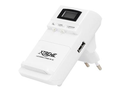 Multi ładowarka GSM/FOTO z LCD, USB XN-102 75-447