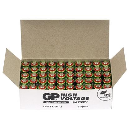 50 x bateria do pilota samochodowego GP 23A MN21