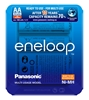 4 x Panasonic Eneloop R6/AA 2000mAh BK-3MCCE (sliding pack)