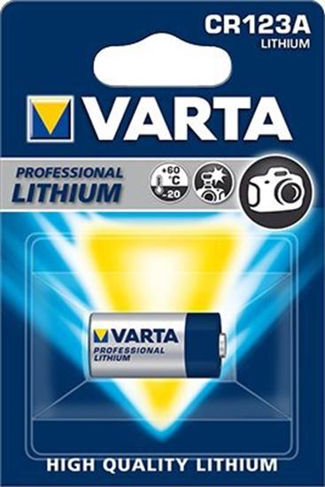 bateria foto litowa Varta CR123