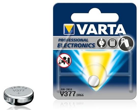 bateria srebrowa mini VARTA 377 / SR626SW / SR66
