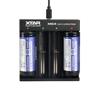 Ładowarka do akumulatorów cylindrycznych Li-ion 18650 Xtar MC4