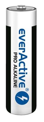 10 x baterie alkaliczne AA / LR6 everActive Pro Alkaline (karonik)