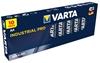 10 x Varta Industrial PRO LR6/AA 4006