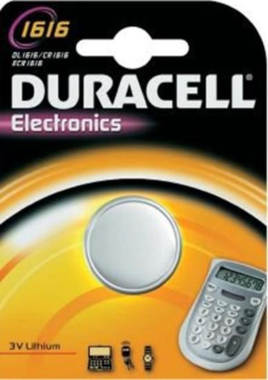 bateria litowa mini Duracell CR1616 DL1616 ECR1616