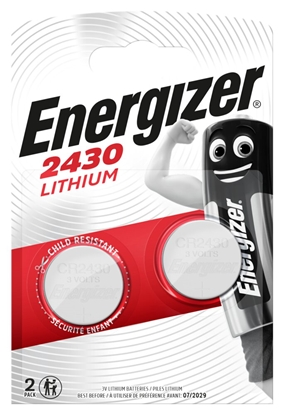 2 x bateria litowa mini Energizer CR2430