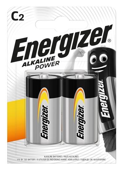 2 x bateria alkaliczna Energizer Alkaline Power LR14/C (blister)