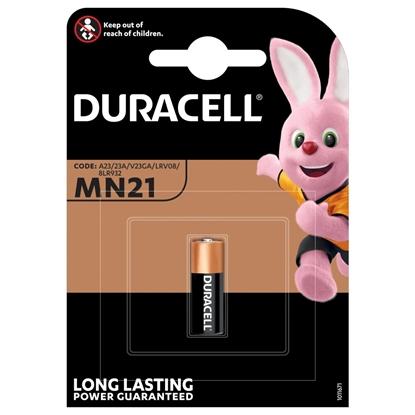 1 x bateria do pilota samochodowego Duracell A23