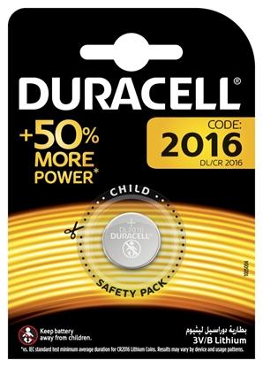 bateria litowa mini Duracell CR2016 DL2016 ECR2016