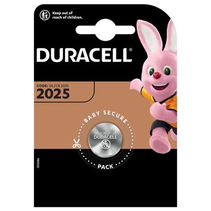 bateria litowa mini Duracell CR2025 DL2025 ECR2025