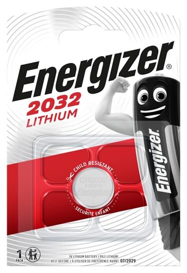 bateria litowa mini Energizer CR2032